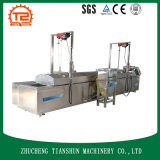 Machine électrique automatique de nourriture de chauffage/machine de développement/machine de légumes/machine frite Tszd-60