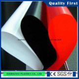 Lamiera sottile di plastica del PVC di vendita del PVC della lamiera sottile della lamiera sottile sottile rigida trasparente calda della gomma piuma