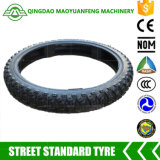 90/90-21 fabricante del neumático del neumático de la motocicleta de China Qingdao