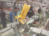 プラスチックPVCプロフィールの放出ライン使用された特別な油圧スクリーンのチェンジャー