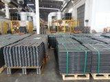 Chaussure en acier de piste d'excavatrice de trois grouses pour KOMATSU, chenille, Volvo, Doosan, Hyundai etc.