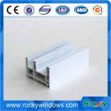 UPVC perfila o perfil do PVC que lamina para portas