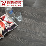 新しいDesign 8mm&12mm Silk Surface Laminate Flooring (AD1118)