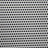 Tipo de malha perfurada e material de fio de aço inoxidável Grade de altifalante de malha metálica perfurada