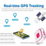 Реальное время отслеживая личный большой отслежыватель GPS кнопки Sos (V28)
