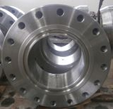Flangia d'acciaio fucinata RF/Welded
