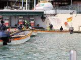 Barco de Feery do passageiro de Aqualand 23feet 7m/táxi da água (230PRO)