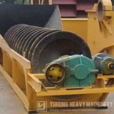 Yuhong beste Leistung, hohe Leistungsfähigkeits-Spirale-Sand-Waschmaschine