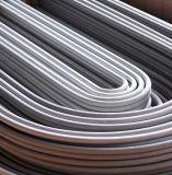 Tubulação redonda sem emenda do aço inoxidável para o cambista de calor