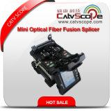 Lasapparaat van de Fusie van de Optische Vezel van de Hoge prestaties van Catvscope csp-17s het Mini