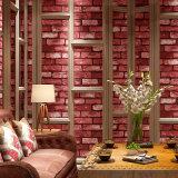 PVC Wallcovering, 2017 papier de mur de PVC, tissu de mur de PVC de Moderne-Type, papier peint de PVC