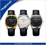 Japan 3 Handkohlenstoff-Faser-Vorwahlknopf-Uhren mit kundenspezifischer Marke