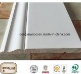 Panneau de mur en bois de forces de défense principale d'accessoires de plancher