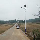 30W a la luz de calle solar ligera al aire libre 80W