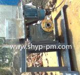 Tambour de corde avec le couplage d'hystérésis pour l'encavateur hydraulique de moteur