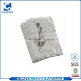 Напечатанный таможней ювелирных изделий покупкы логоса мешок роскошных бумажный