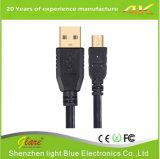 Cabo de dados do USB de Mico para o telefone móvel