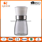 Weißer keramischer Kern-manuelles Salz-und Pfeffer-Glastausendstel