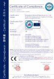 HVAC 2-Rohr-Digital-Temperatur-Thermostat mit PIR (Q8. VT)
