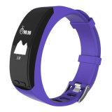 Bluetooth Sports intelligentes Band mit dem GPS-Aktivitäts-Gleichlauf