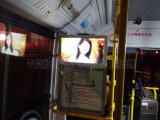 Переход города 22 дюймов рекламируя панель LCD индикации рекламируя Signage цифров