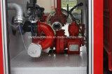 caminhão do motor de incêndio do petroleiro da água de 4X2 Dongfeng 10000 litros de encarregado da água