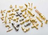Manguera de cobre amarillo estándar de la cuerda de rosca D.O.T de Eaton NPT Fittting
