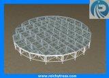 Protableの容易な段階のプラットホーム、木のプラットホームの段階、防水段階