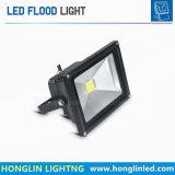 lámpara al aire libre AC85-265V IP65 de la Proyecto-Luz de los proyectores de los reflectores de 10W20W30W50W LED impermeable