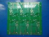 Le double a dégrossi carte verte de la carte Fr-4 Tg170 1.6mm profondément