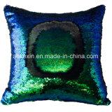 Coperchio del cuscino della sirena del Sequin di Polpular DIY