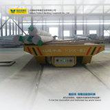 Trasportatore di trattamento concreto motorizzato a pile sulla guida