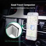 Sostenedor del soporte del montaje del coche de la salida de aire del sostenedor del teléfono móvil de Ugreen para el iPhone Samsung LG