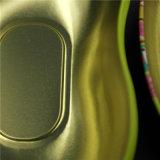 Envase reciclable de Candy&Sweets del metal del rectángulo de regalo del embalaje (B001-V19)