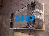 Titanio de la placa Ss304 Ss316 del cambiador de calor de la placa de Funke Fp205 Fp31
