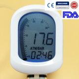 Dispositivo médico disponible de la inflación del globo para la operación de Ptca con el indicador digital y la llave de paso