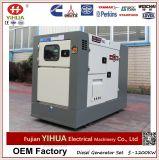 gruppo elettrogeno diesel silenzioso eccellente di 20kVA/16kw FAW Xichai 65dB Denyo
