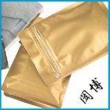 Прокатанный пластмассой мешок еды Kraft бумажный для печений/кофеего/шоколада/чая/обломоков