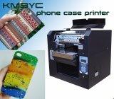공장에서 기계를 인쇄하는 UV 고품질 이동 전화