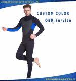 3mm 차 증거 잠수 무릎 패드를 가진 파도타기를 하는 수영 착용