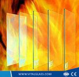 Vidro à prova de fogo laminado para construção e construção