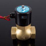 Vente chaude degrés élevés de vapeur de 1.25 pouce 2L350-35 180 de vanne électromagnétique
