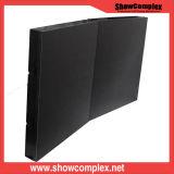 Showcomplex 6mm SMDの屋内フルカラーの使用料のLED表示スクリーン(p6.25カーブ)