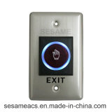Induzione infrarossa dell'acciaio inossidabile nessun tasto del portello di tocco (SB70NT)