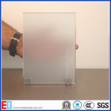 Например ясное кисловочное травленое стекло/матированное стекло/покрасило матированное стекло/подкрашиванное кисловочное стекло травленого стекла/заморозка/Sandblasting стеклянный