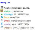 Distant de moniteur de batterie de l'écran LCD Bmv-700 de Fangpusun