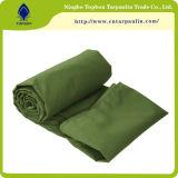Водоустойчивая ткань Tarps холстины, брезент холстины хлопка для шатра, крышек