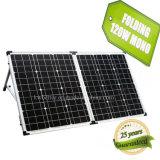 comitato solare portatile di piegatura semi flessibile 120W per il caricabatteria