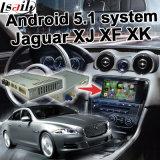 De androïde 5.1 GPS VideoInterface van de Doos van de Navigatie voor 06-11 Jaguar Xf Xk Xj enz. met het Gvif Gegoten Scherm Youtube Waze