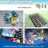 ABS pp PE Ontvezelmachine van het Recycling van de Schacht van pvc van het Huisdier de Dubbele Plastic